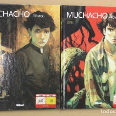 Cómics: MUCHACHO. COMPLETA 2 TOMOS. LEPAGE. GLÉNAT, 2006. Lote 180087950