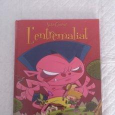 Cómics: L ENTREMALIAT. VÍCTOR GIMÉNEZ. LIBRO. Lote 181139865