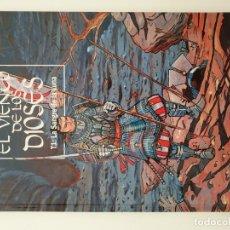 Cómics: EL VIENTO DE LOS DIOSES. TOMO 1 (SÓLO TOMO 1, EN LA FOTO APARECEN 2). COTHIAS - ADAMOV. Lote 148739582