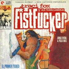 Fumetti: TRACI FOX Y EL TENIENTE FISTFUCKER - GLÉNAT / NÚMERO 1. Lote 181223243