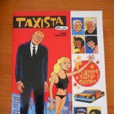 Cómics: TAXISTA INTEGRAL - OBRA COMPLETA - MARTI - GLENAT (T). Lote 181572861