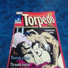 Cómics: TORPEDO NÚMERO 12. Lote 182356700