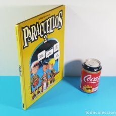 Comics : PARACUELLOS 2, CARLOS GIMENEZ, GLENAT 2000 63 PAGINAS TAPA DURA. Lote 182611953