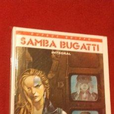 Fumetti: SAMBA BUGATTI - DUFAUX & GRIFFO - TOMO INTEGRAL - CARTONE. Lote 182845692