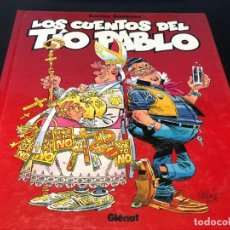 Cómics: LOS CUENTOS DEL TIO PABLO - CARLOS GIMENEZ - EDITORIAL GLENAT. Lote 182882115