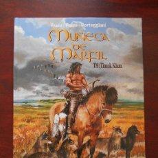 Cómics: MUÑECA DE MARFIL Nº 9 - T9: TIMOK KHAN - FRANZ, FAURE, CORTEGGIANI - GLENAT - TAPA DURA (AT). Lote 183082747