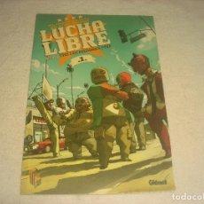 Cómics: LUCHA LIBRE N. 1. GLENAT. Lote 183467928