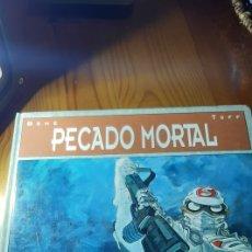 Cómics: PECADO MORTAL. BEHE-TOFF. GLENAT 1993. Lote 183594528