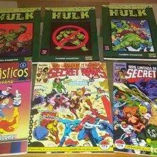 Cómics: LOTE DE COMICS SUPER HEROES MARVEL. Lote 183631642