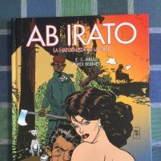 Cómics: AB IRATO: LA NATURALEZA DE LA BESTIA, DE ENRIQUE S. ABULÍ YJORDI BERNET, EDT. Lote 183791621