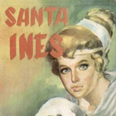 Comics : SANTA INES, COLECCION PIEDAD INFANTIL. Lote 184728076