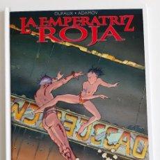 Cómics: LA EMPERATRIZ ROJA - LAS GRANDES CATACUMBAS. Lote 185973090