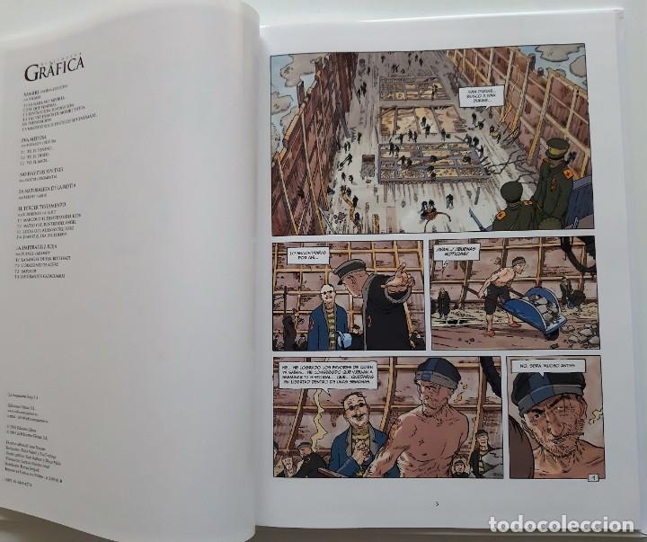 Cómics: LA EMPERATRIZ ROJA - LAS GRANDES CATACUMBAS - Foto 2 - 185973090