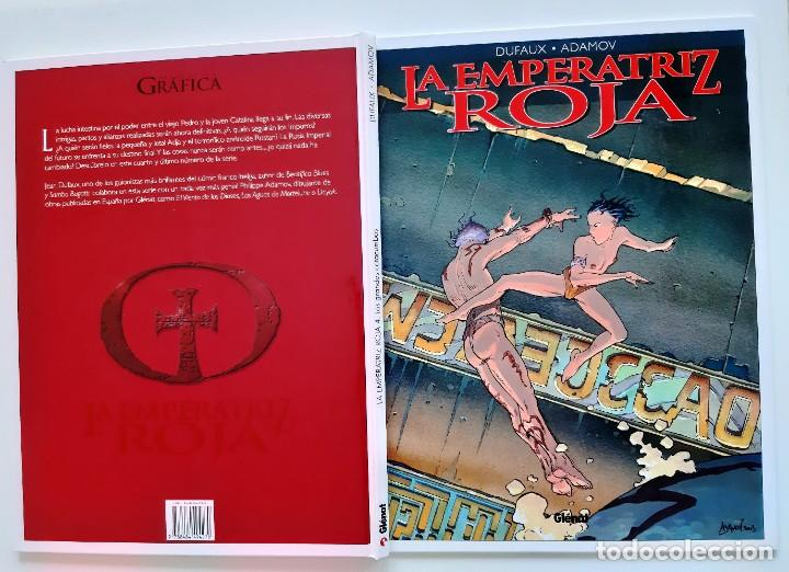Cómics: LA EMPERATRIZ ROJA - LAS GRANDES CATACUMBAS - Foto 4 - 185973090