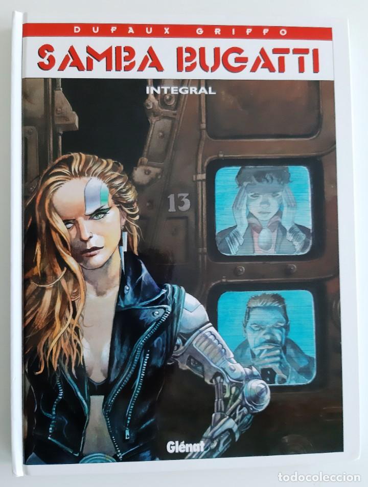 SAMBA BUGATTI INTEGRAL - DUFAUX / GRIFFO - GLÉNAT (Tebeos y Comics - Glénat - Serie Erótica)