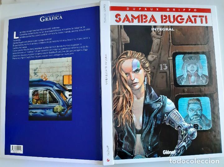 Cómics: SAMBA BUGATTI INTEGRAL - DUFAUX / GRIFFO - GLÉNAT - Foto 5 - 185974812