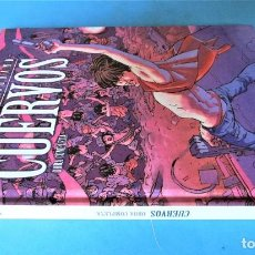 Cómics: CUERVOS - OBRA COMPLETA (MARAZANO Y DURÁN) GLENAT 2007 ''MUY BUEN ESTADO''. Lote 186143372