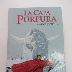 Cómics: LA CAPA PÚRPURA - MAKYO · ROCCO - GLÉNAT, 2010 BUEN ESTADO BSC. Lote 186200012
