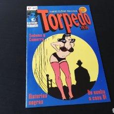 Cómics: EXCELENTE ESTADO TORPEDO 28 1936 TEBEOS GLENAT. Lote 186849682