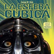 Cómics: LA ESFERA CÚBICA (GLENAT, 2008) DE JOSEP M. BEÀ. TAPA DURA.. Lote 187099690