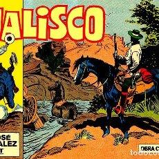 Cómics: JALISCO (EDT, 2012) DE JOSÉ GONZALEZ. TAPA DURA. COLECCIÓN COMPLETA.. Lote 187099897