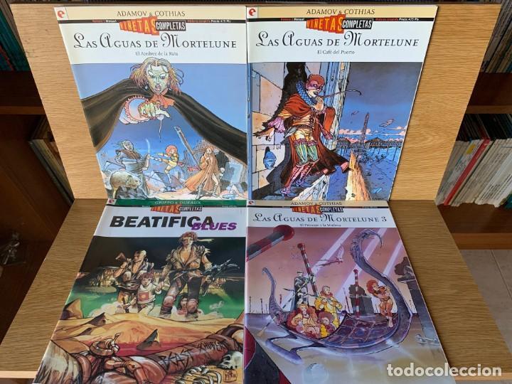 VIÑETAS COMPLETAS - GLENAT 1994 - 10 NUMEROS - EXCELENTE ESTADO (Tebeos y Comics - Glénat - Comic USA)
