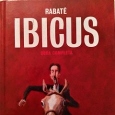Cómics: IBICUS DE RABATE (OBRA COMPLETA). Lote 188515873