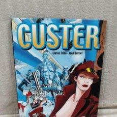 Cómics: CUSTER - CARLOS TRILLO / JORDI BERNET. Lote 189262000