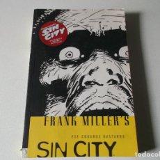 Cómics: SIN CITY, FRANK MILLER,S ESE COBARDE BASTARDO,. Lote 189410468