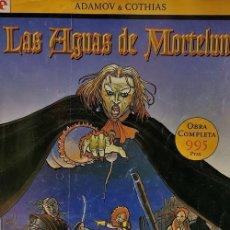 Cómics: LAS AGUAS DE MORTELUME - OBRA COMPLETA - ADAMOV & COTHIAS - GLENAT. Lote 189824512