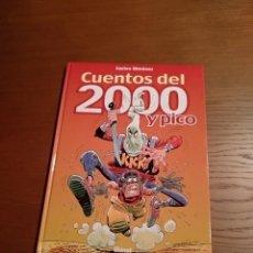 Fumetti: CUENTOS DEL 2000 Y PICO CARLOS GIMÉNEZ. GLENAT. Lote 190015243