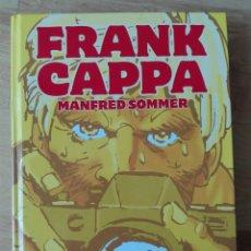Cómics: INTEGRAL FRANK CAPPA DE MANFRED SOMMER. LIBRO GLENAT. Lote 190587090
