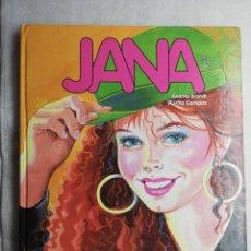 Cómics: JANA PURITA CAMPOS ANDRIES BRANDT. GLENAT. TAPA DURA. Lote 190648388