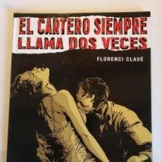 Cómics: EL CARTERO SIEMPRE LLAMA DOS VECES. Lote 190839996