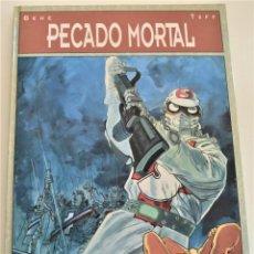 Cómics: PECADO MORTAL - BEHE Y TOFF - AÑO 1993. Lote 190975025