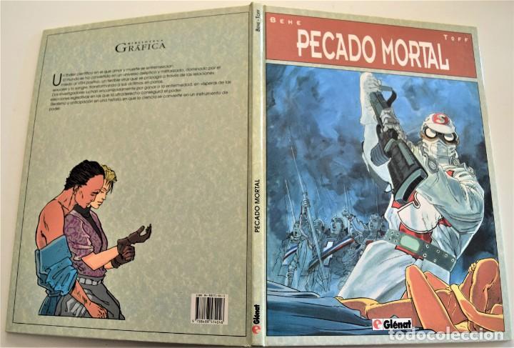 Cómics: PECADO MORTAL - BEHE Y TOFF - AÑO 1993 - Foto 2 - 190975025