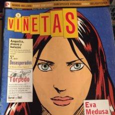 Cómics: LOTE DE REVISTAS CÓMICS VIÑETAS. Lote 191063103