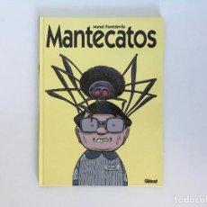 Cómics: MANTECATOS DE MANEL FONTDEVILA. GLENAT.. Lote 191169520