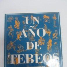 Cómics: UN AÑO DE TEBEOS, 1993, GLENAT CS208. Lote 191332526