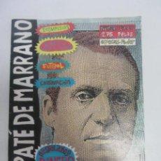 Cómics: PATE DE MARRANO - ESPECIAL PODER ( Nº 5) CS208. Lote 191333751