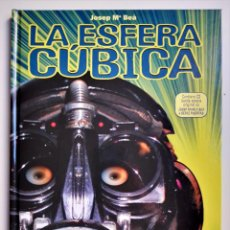 Cómics: JOSEP Mª BEÀ LA ESFERA CÚBICA INCLUYE CD CON BANDA SONORA ORIGINAL SERGI PUERTAS GLÉNAT 2008. Lote 191429567