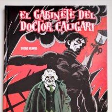 Cómics: EL GABINETE DEL DOCTOR CALIGARI DIEGO OLMOS EDT EDITORES DE TEBEOS 2012. Lote 191436675