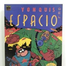 Cómics: YONKIS DEL ESPACIO - GALLARDO / MEDIAVILLA - VIBORA COMIX - 1990. Lote 191981093