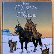 Cómics: MUÑECA DE MARFIL T7: LA MUJER LINCE - FRANZ DRAPPIER. Lote 192556622