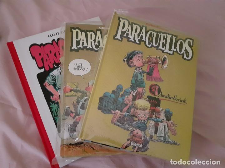 PARACUELLOS DE CARLOS GIMENEZ CASI COMPLETA GLENAT Y PANINI 7 DE 8 TOMOS (Tebeos y Comics - Glénat - Autores Españoles)