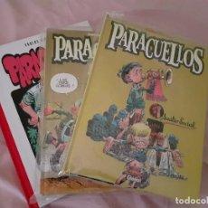 Cómics: PARACUELLOS DE CARLOS GIMENEZ CASI COMPLETA GLENAT Y PANINI 7 DE 8 TOMOS. Lote 192741860