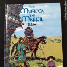Cómics: MUÑECA DE MARFIL , NUMERO 8, LOBOS. TAPA DURA. GLÉNAT. Lote 192791572
