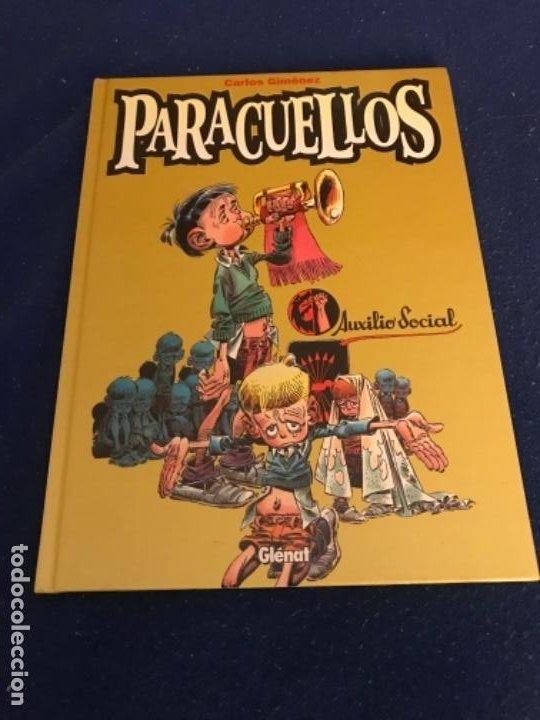 PARACUELLOS TOMO 1 AUXILIO SOCIAL DE CARLOS GIMENEZ - GLENAT (Tebeos y Comics - Glénat - Autores Españoles)