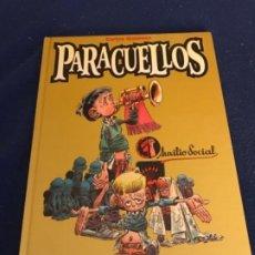 Cómics: PARACUELLOS TOMO 1 AUXILIO SOCIAL DE CARLOS GIMENEZ - GLENAT. Lote 193641366