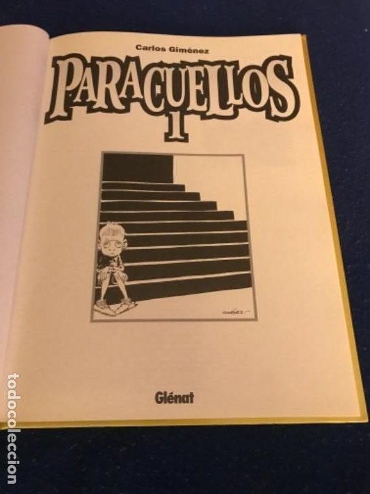 Cómics: PARACUELLOS TOMO 1 AUXILIO SOCIAL DE CARLOS GIMENEZ - GLENAT - Foto 4 - 193641366